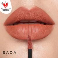 SADA By Cathy Sharon Matte Lip Color 01 Sogan - 4.7