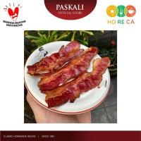 Beef Bacon PREMIUM Paskali 500 gr