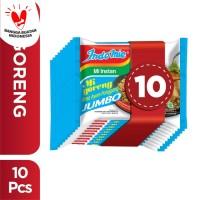 10 Pcs - Indomie Goreng Ayam Panggang Jumbo