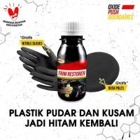 Oxide penghitam dashboard dan penghitam plastik body mobil dan motor
