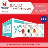 Heavenly Blush Yogurt Drink To Go All Variant@24x200ml