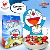 Oatmeal Instant Doraemon Polococoa 400 g Oat Meal Instan bukan Quaker