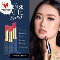 IMPLORA Lip Matte Intense 3.5gr - Lipstik Lipstick