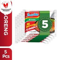 5 Pcs - Indomie Goreng Spesial Jumbo