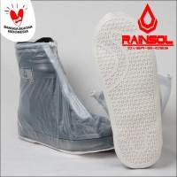 Cover Sepatu - RainShoes - Jas hujan Sepatu Rainsol - Transparan XXL