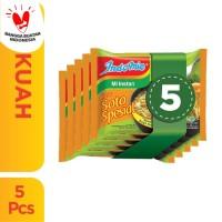 5 Pcs - Indomie Kuah Soto Spesial