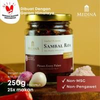 Sambal Roa Autentik Khas Manado (250gr) - Medina Catering