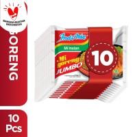 10 Pcs - Indomie Goreng Spesial Jumbo