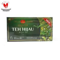 Teh Hijau Green Tea (Teh celup) Kepala Djenggot 60 gram