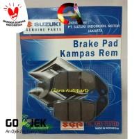 Kampas Rem Satria FU Dispad Belakang Satria FU 150 Suzuki