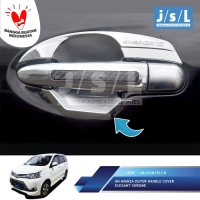 Grand All New Avanza Outer Handle Cover Elegant Chrome/Aksesoris Mobil