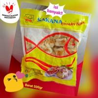 Siomay Sakana isi banyak 500 gram (18-20 biji)