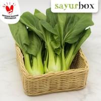Baby Pak Choy Bulk - 1 Kg (Sayurbox)
