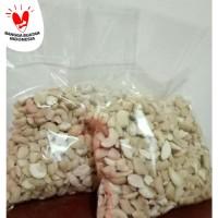 Kacang Mede Mentah ( Mete ) Belah 4 Murah Harga Grosir