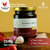 Sambal Ireng / Hitam Khas Madura (250gr) - Medina Catering