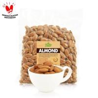 Natural Kacang Almond Raw (1000 gr)