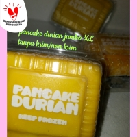 Pancake durian jumbo mika durian medan