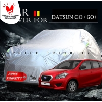 Body Cover / Sarung Mobil Datsun GO, GO+ Polyesther 100% Waterproof