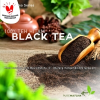 Artisan Tea Cafe - Indonesian Black Tea Teh Hitam Indonesia HORECA 50g