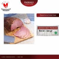 Smoked Beef PREMIUM 100 gr - Paskali Bandung