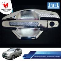 Kijang Innova Outer Handle Cover Elegant Chrome/Aksesoris Innova