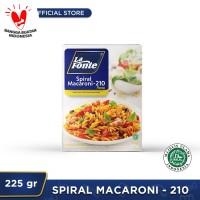 1 Pc - La Fonte Spiral Macaroni 225gr
