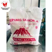 Tepung Tapioka Cap Gunung Agung 500 gram | Tepung Sagu Gunung 500g