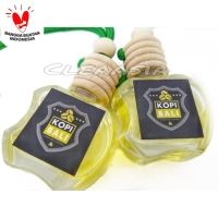 New Pengharum Mobil Parfum Kopi Bali Pewangi Terlaris Car Parfume