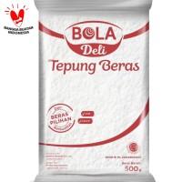 BOLA DELI Tepung Beras 500 gram