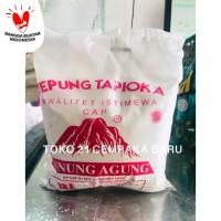 Tepung Tapioka Cap Gunung Agung 500 gram | Tepung Sagu Sago Sagoo 500g