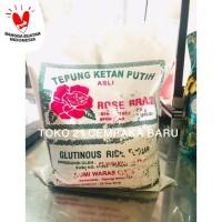 Rose Brand Tepung KETAN PUTIH 500 gr  Rose Brand Rice Flour Murah 500g