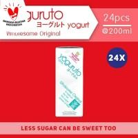 Heavenly Blush Yogurt Drink To Go Plain 24x200ml