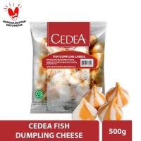CEDEA Fish Dumpling Cheese [500g]