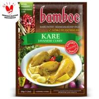 Bamboe Bumbu Kare 36gr(1,2oz)