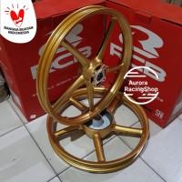 Velg Racing RCB Jupiter Z / Vega R / F1ZR - SP 522 Gold