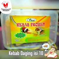 Kebab Mini isi 10 merk Shaza
