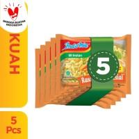 5 Pcs - Indomie Kuah Ayam Spesial