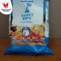Tepung Terigu Kunci Biru 1 KG Premium