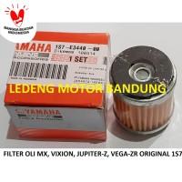 Original Saringan Filter Oli MX Vixion Jupiter Z Vega ZR Scorpio Yamah