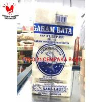 GARAM BATA CAP FLIPPER ISI 10 BLOK | LUMBA LUMBA Garam Meja Beryodium