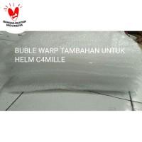 BUBLE WARP TAMBAHAN UNTUK PEMBELIAN HELM C4MILLE