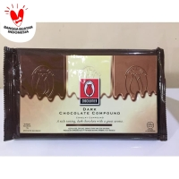 Coklat Tulip Dark Chocolate Compound 1 Kg