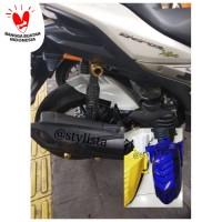 Spakbor Kolong Belakang Yamaha Aerox 155 Lexi Aksesoris Motor