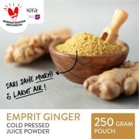 Singabera Cold Pressed Ginger Powder 250g - Serbuk Jahe / Bubuk