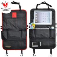 Car Seat Organizer High Q - Tas Jok Mobil Tahan Air - Back Seat Pocket