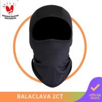 Respiro Balaclava 2CT | Masker Motor Touring Untuk Kondisi Panas