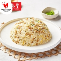 Din Tai Fung Fried Rice with Shredded Chicken