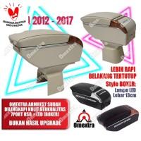 Armrest Ertiga - Consule Box Ertiga - Armrest Box Ertiga 2012-17 USB