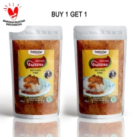 Buy 1 Get 1 Abon Sapi Supreme Asli - 100 Gram