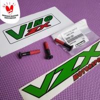 Baut Jalu Stang Setang Handle Bar Balancer Ninja 150 R & RR ORIGINAL